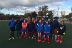 FOOT 2016-11-05 U19 Féminines