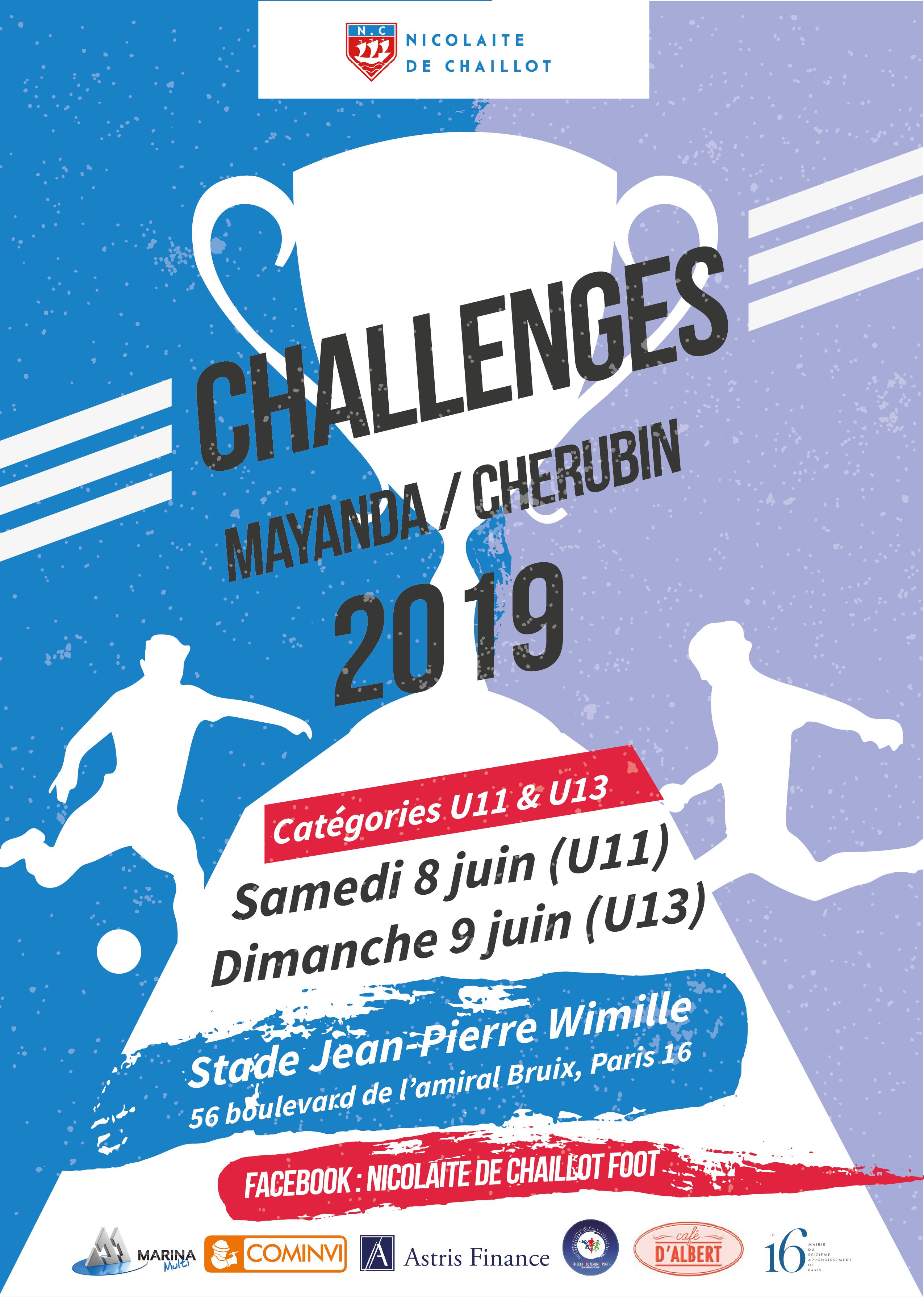 challenges U11 U13 copy